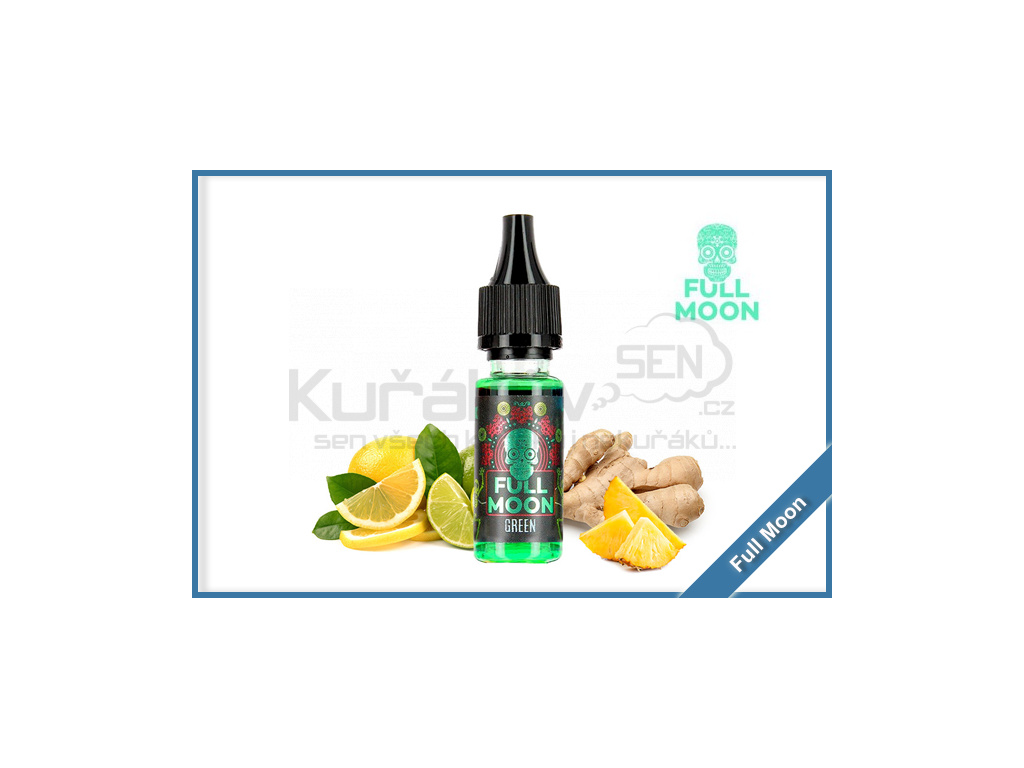 full moon green 10ml