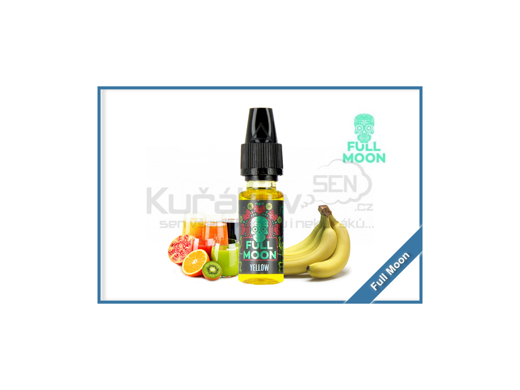 full moon yellow 10ml