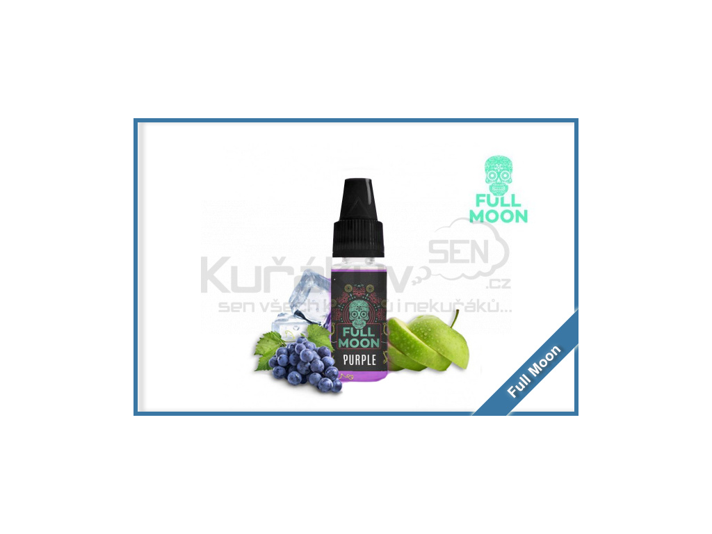 full moon purple 10ml