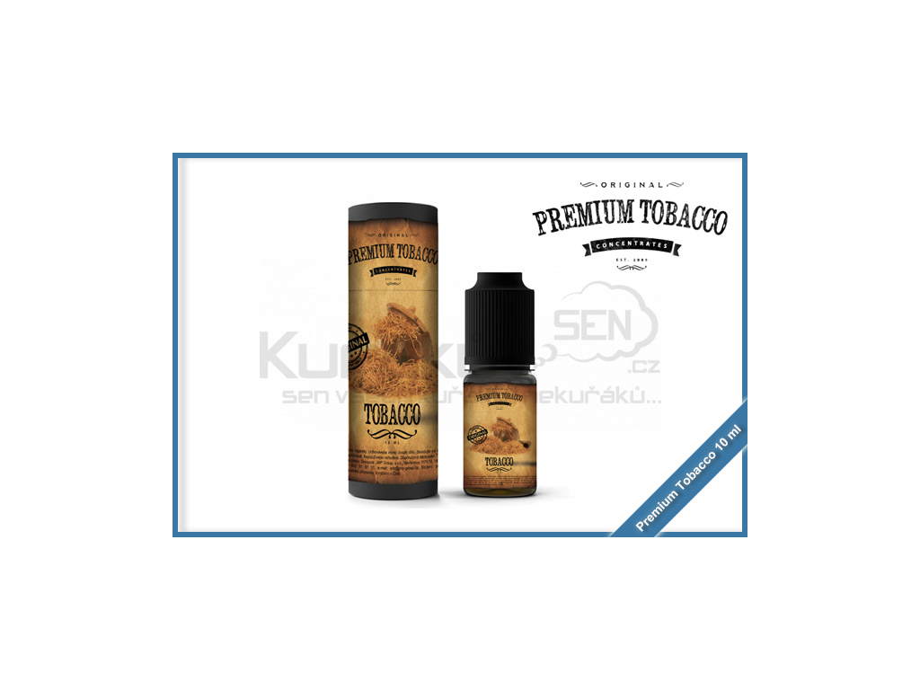 tobacco premium tobacco 10ml