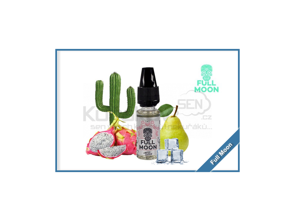 full moon silver 10ml