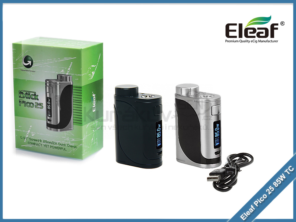 eleaf pico 25 new