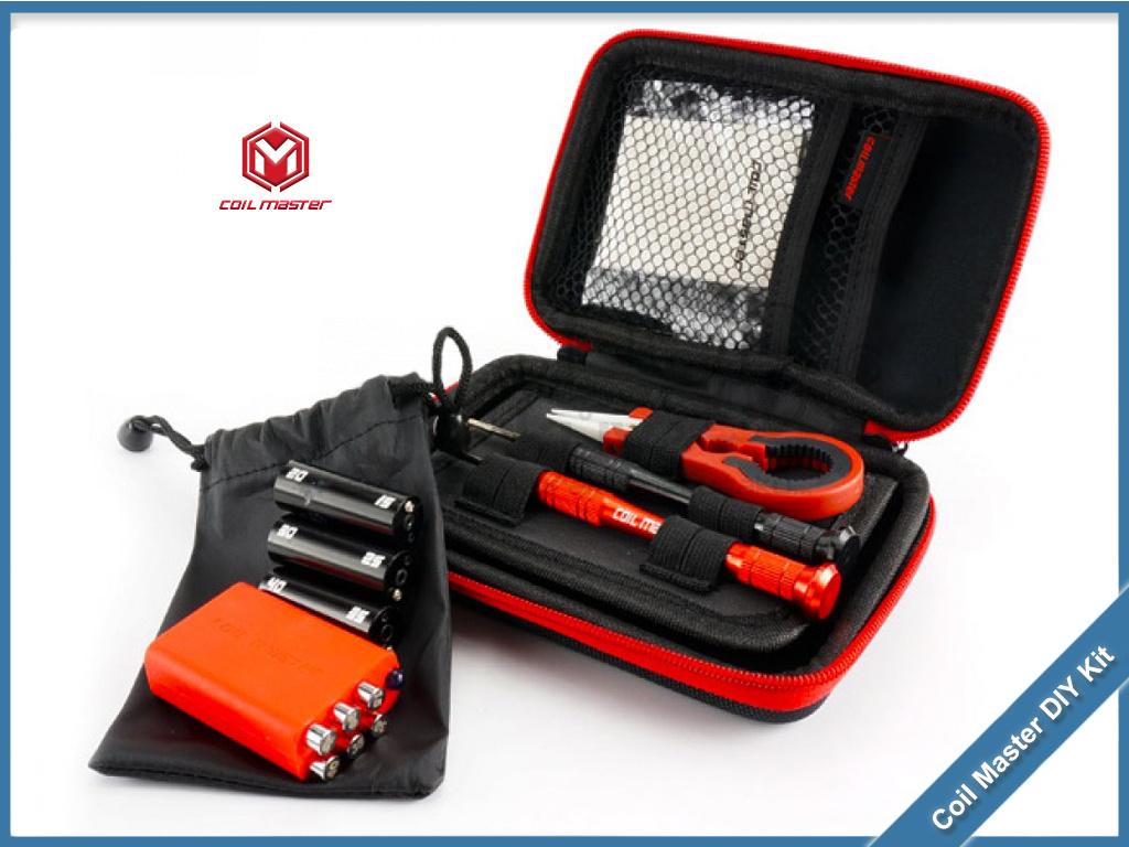 Coil Master DIY Kit Mini 3