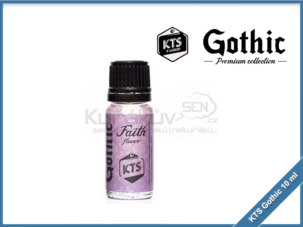 kts gothic faith