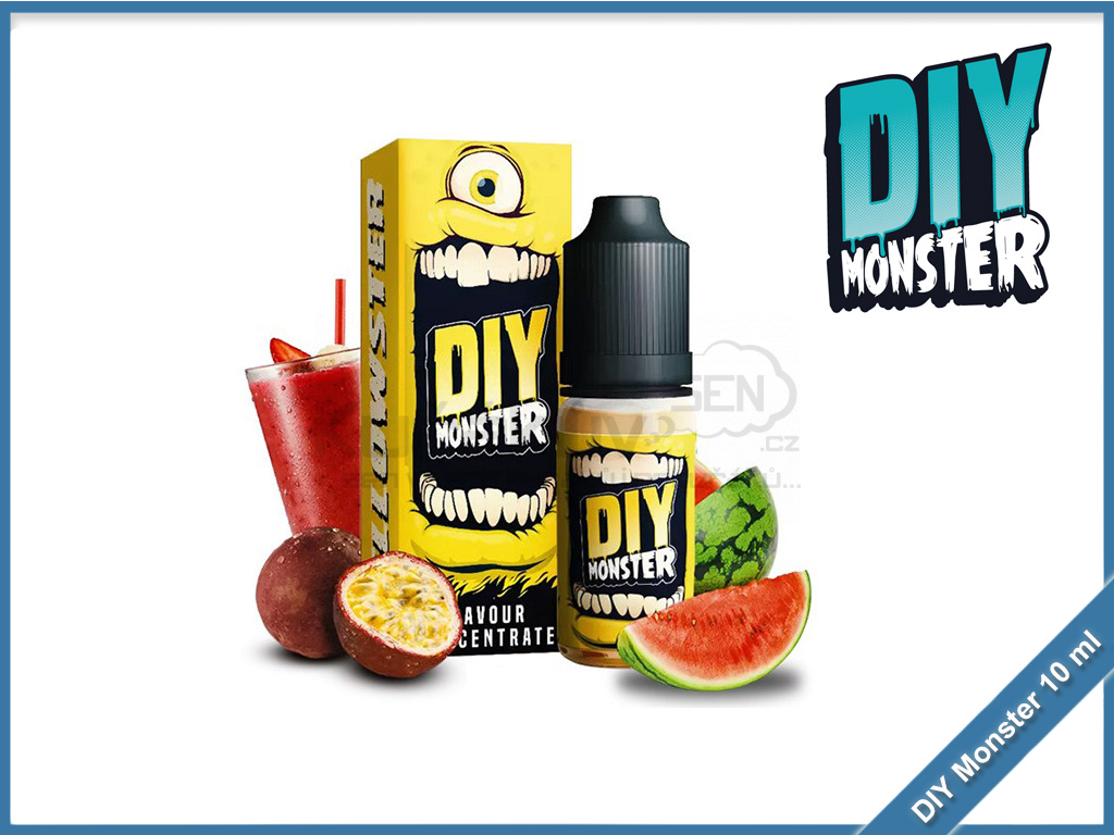 Yellowster diy monster 10ml