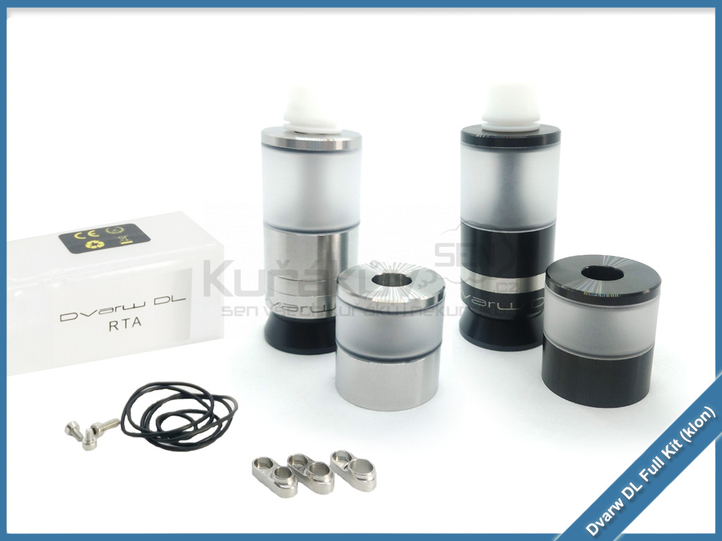 dvarw dl rta color full kit