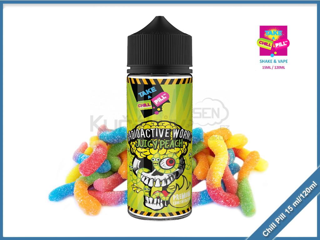 chill pill shake and vape radioactive worms ok