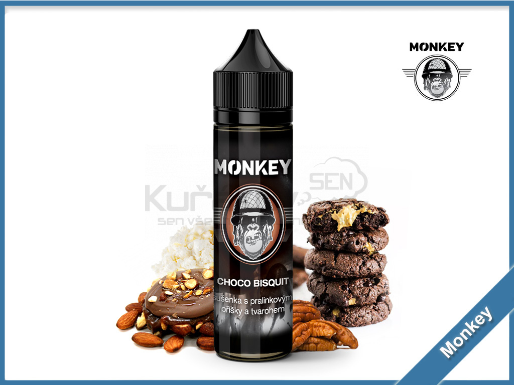 Choco Bisquit monkey 1