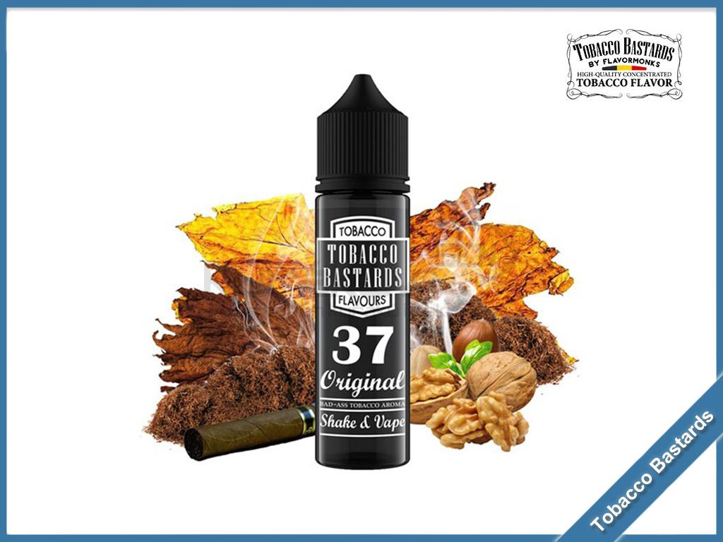 no37 original Flavormonks Tobacco Bastards