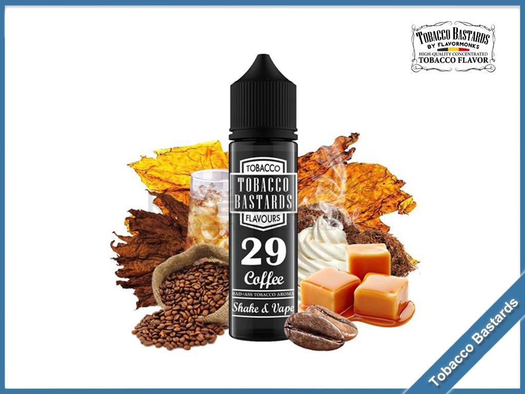 no29 coffee Flavormonks Tobacco Bastards