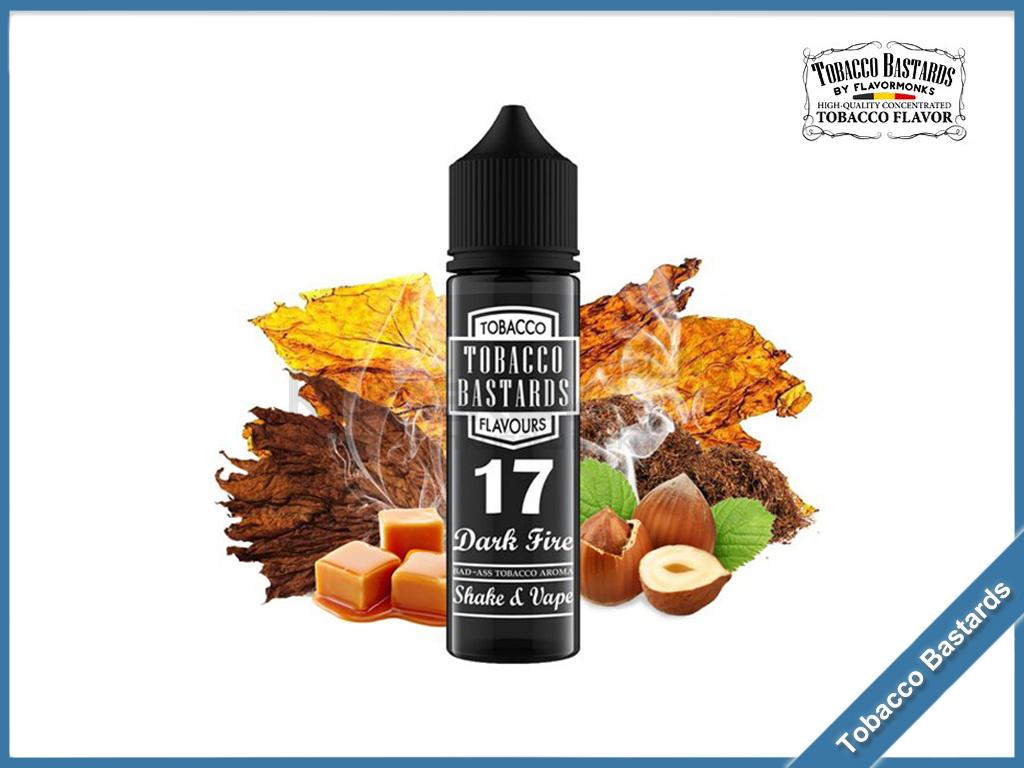 no17 dark fire Flavormonks Tobacco Bastards