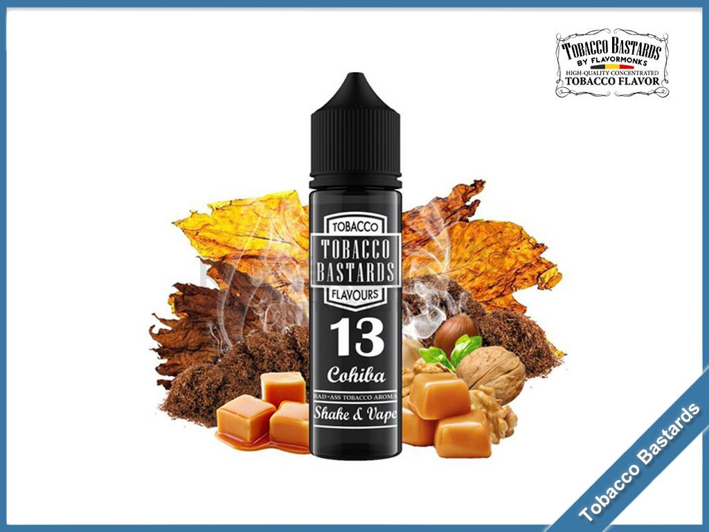 no13 cohiba Flavormonks Tobacco Bastards