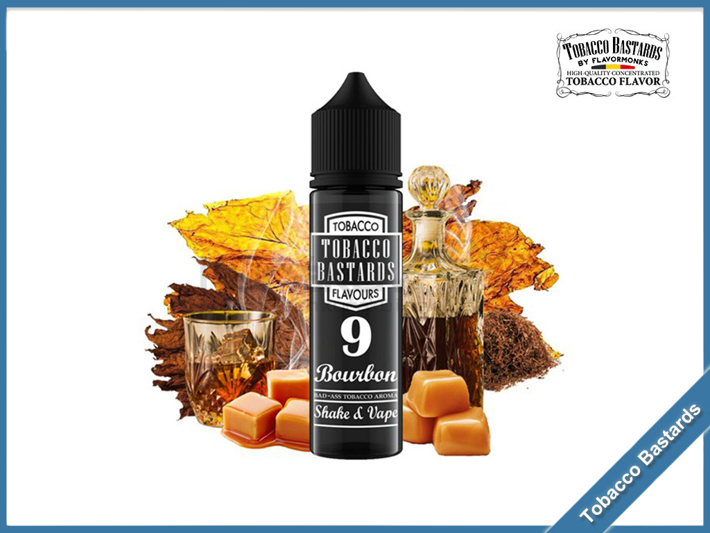 no09 bourbon Flavormonks Tobacco Bastards