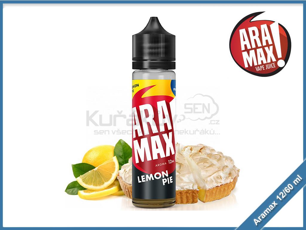 lemon pie aramax shake and vape