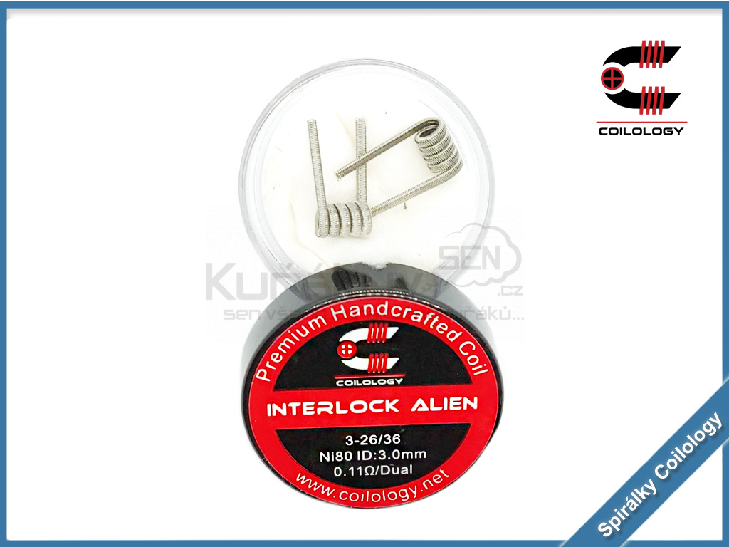 interlock alien coilology ni80