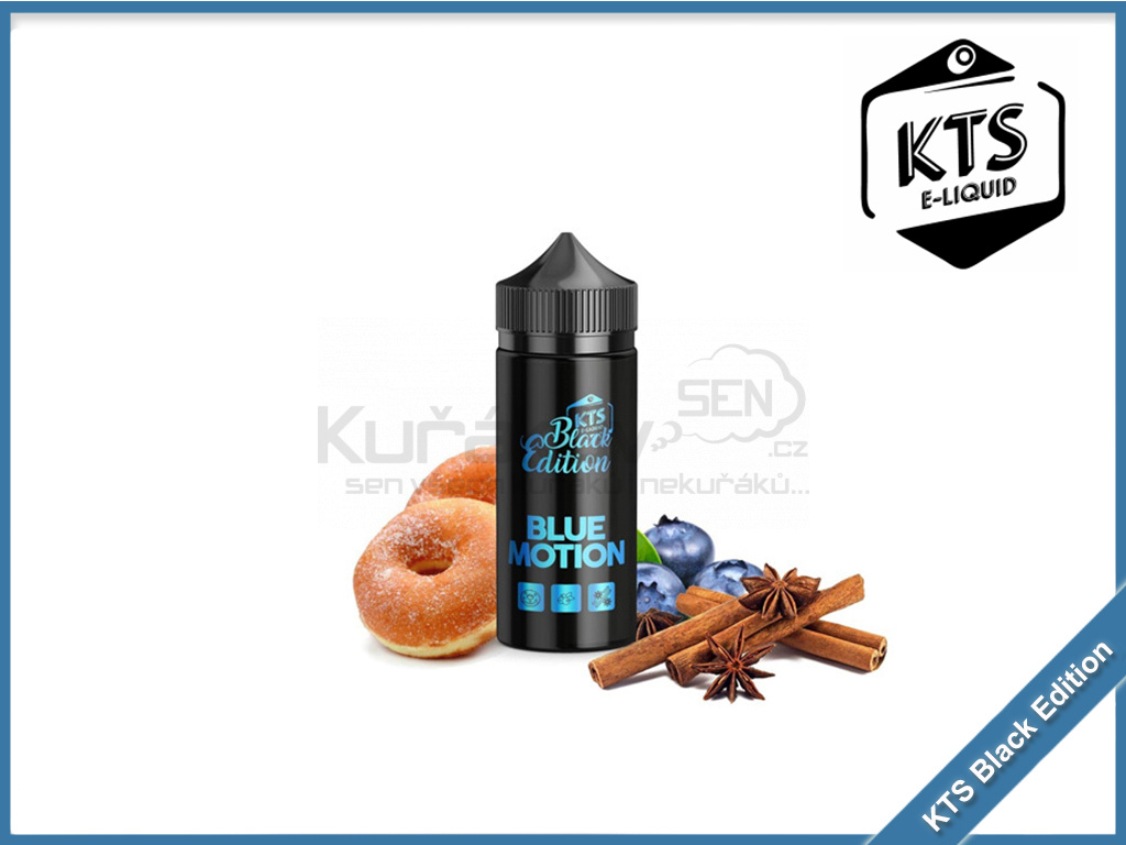 blue motion kts black edition