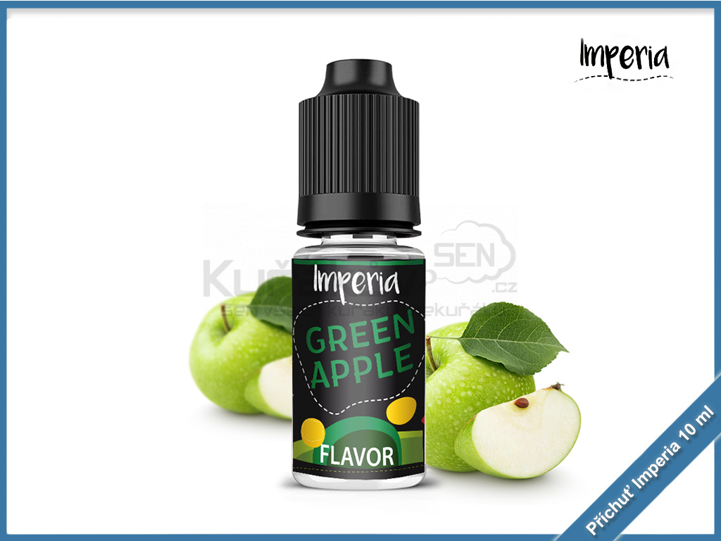 green apple imperia black label 10ml