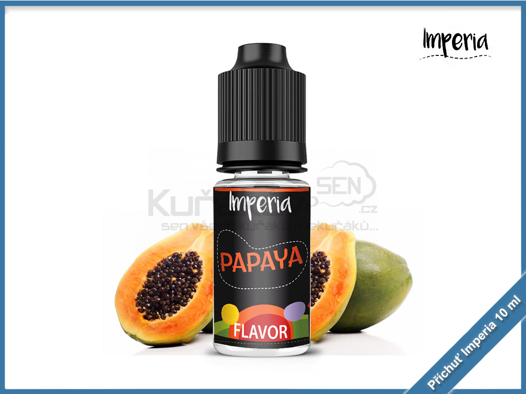 papaya imperia black label 10ml
