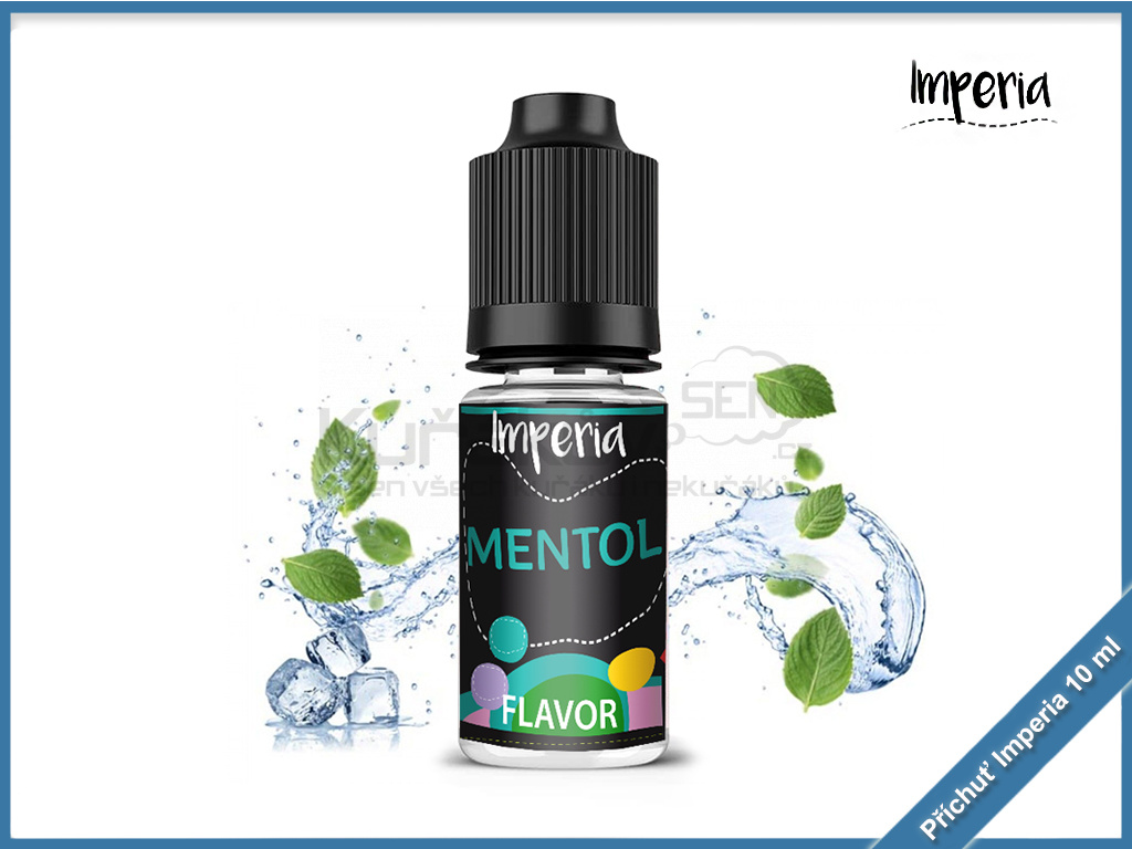 mentol imperia black label 10ml