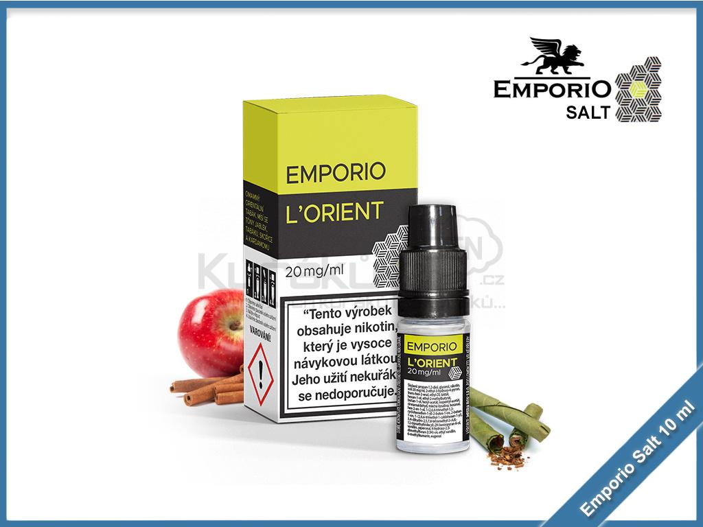 Emporio Salt liquid 10ml LOrient