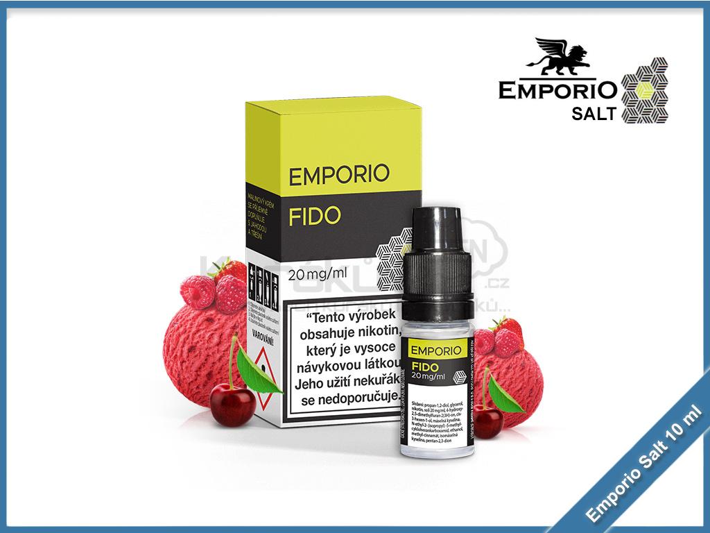 Emporio Salt liquid 10ml Fido