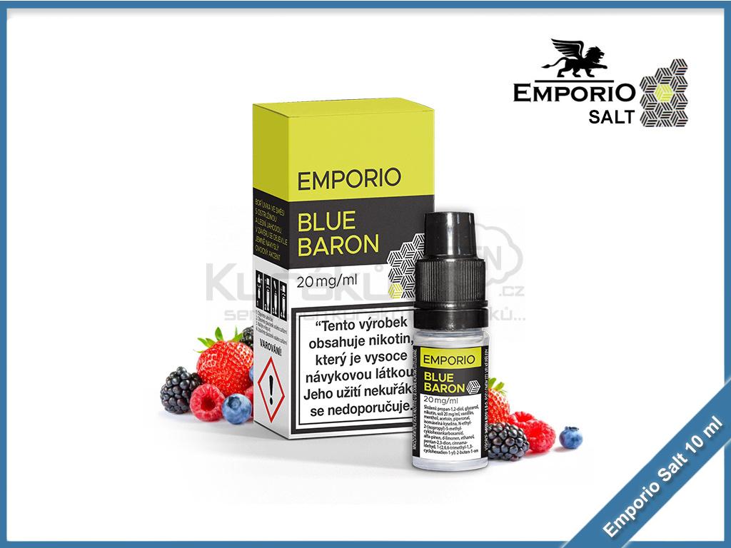 Emporio Salt liquid 10ml Blue Baron