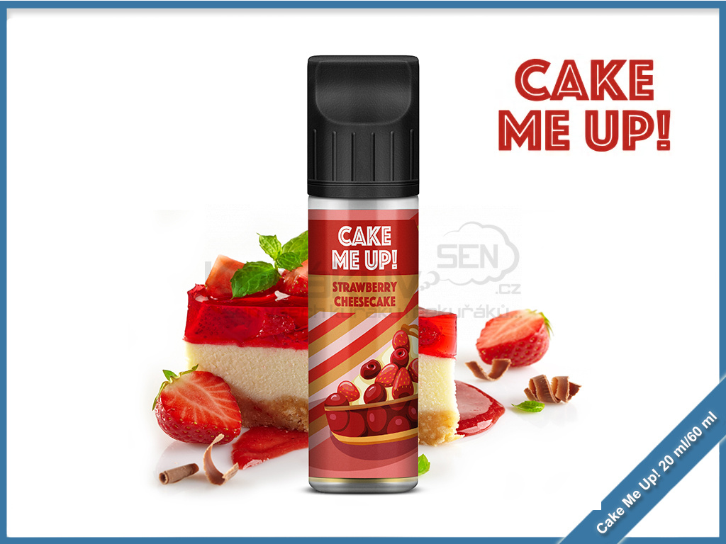 cake me up strawberry cheesecake