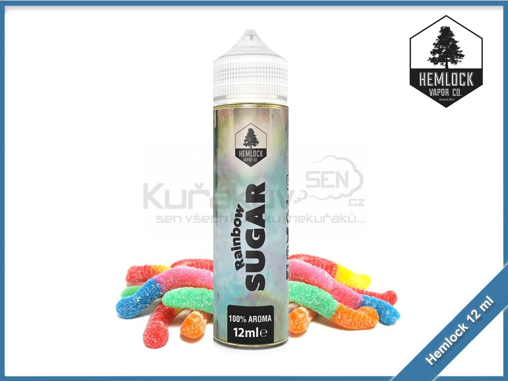 Hemlock shake and vape 12ml aroma rainbow sugar