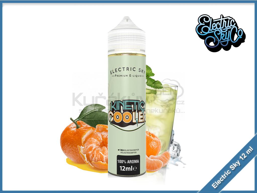 ElectricSky shake and vape 12ml aroma kinetic cooler