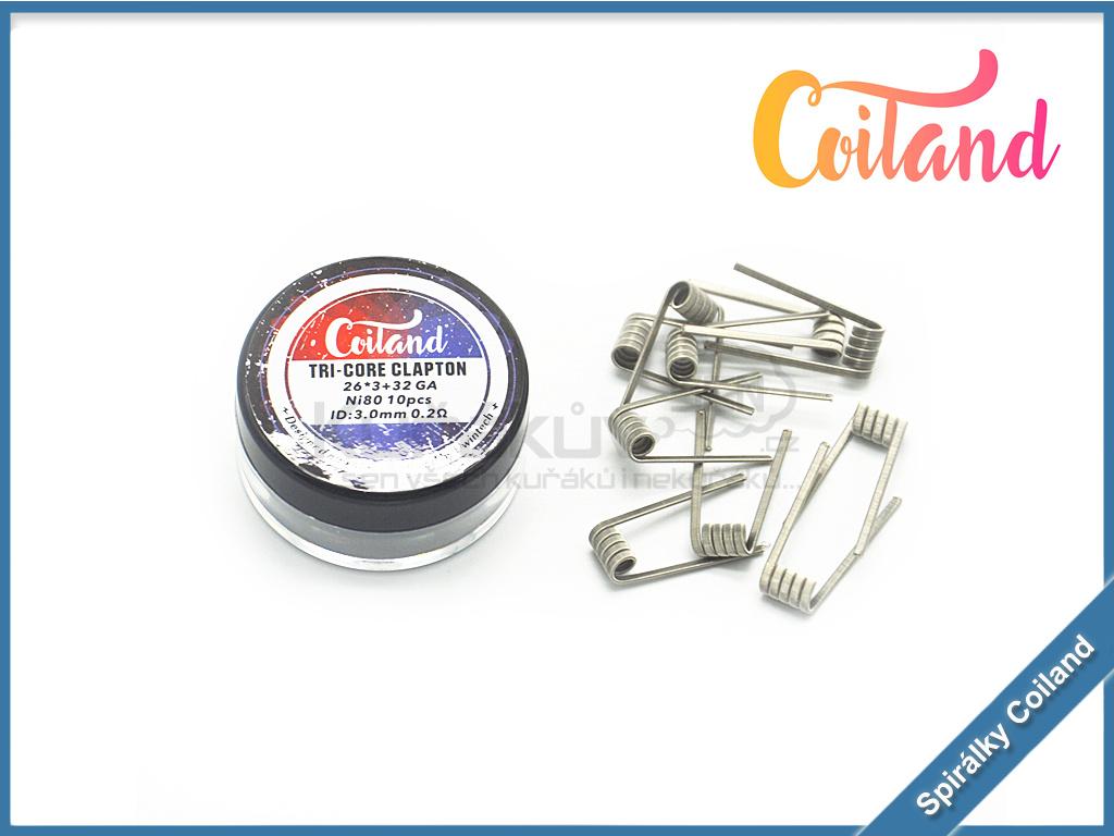 coiland tri core clapton ni80
