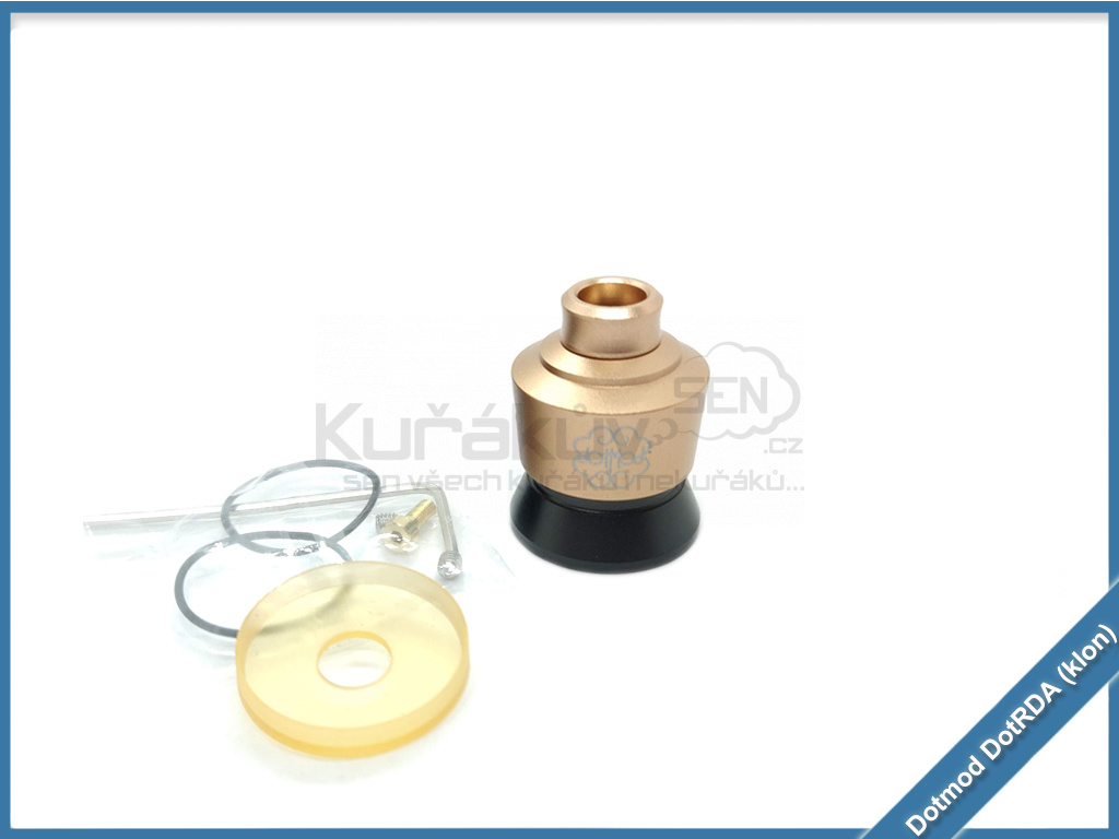 dotmod dotrda single coil bf 22mm klon 2