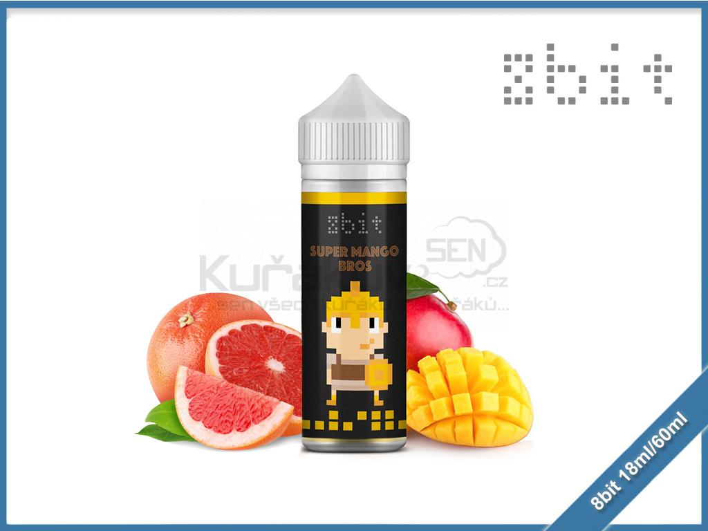 super mango bros 8bit