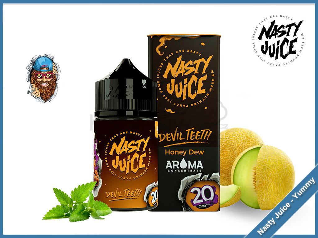 devil teeth nasty juice