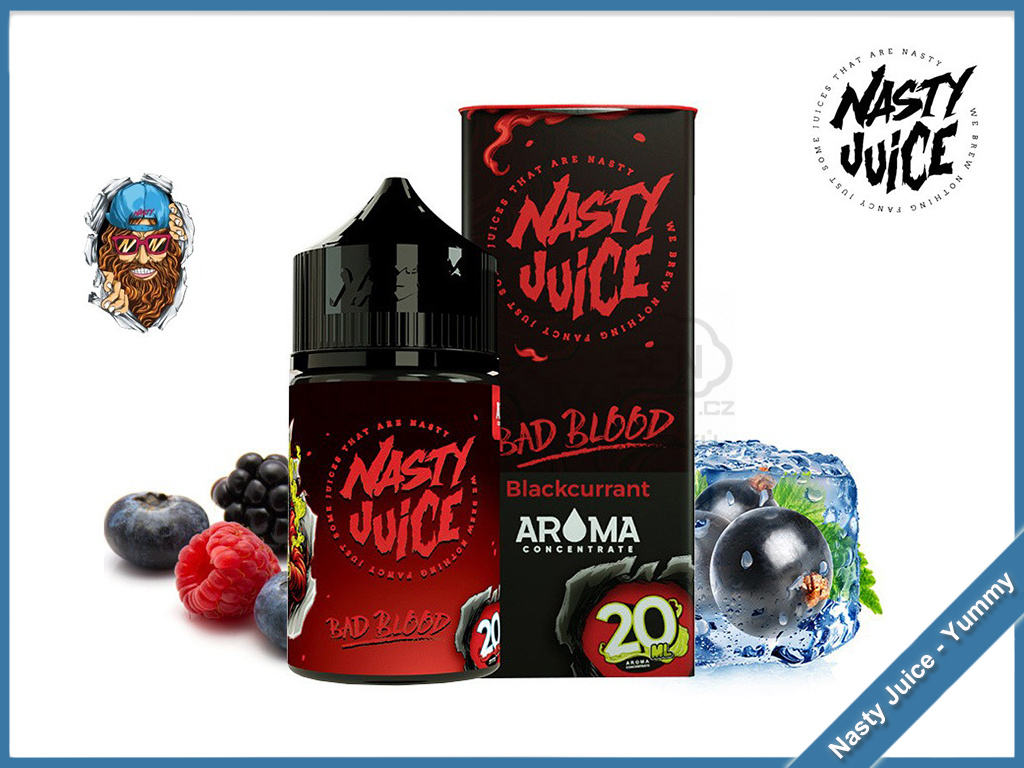 bad blood nasty juice