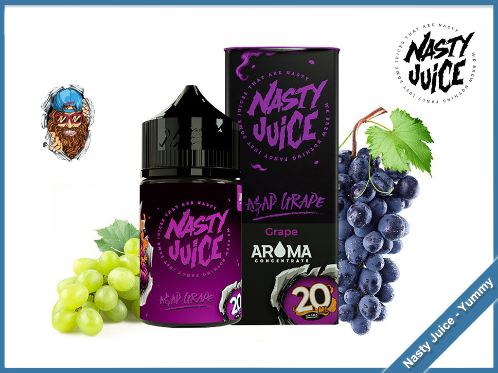 asap grape nasty juice