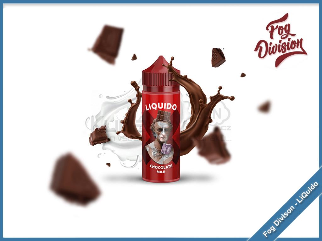 fog division liquido chocolate milk