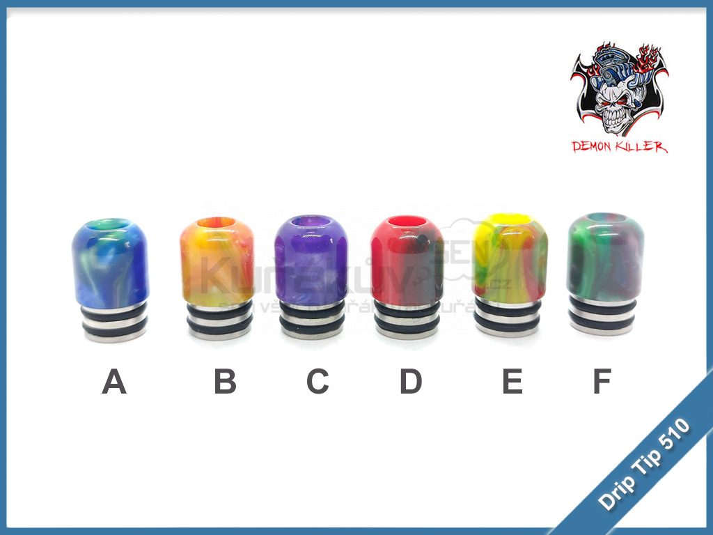 510 c demon killer drip tip 510