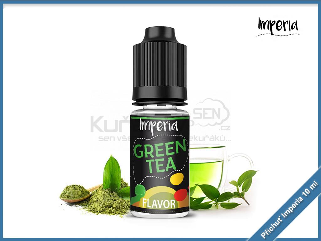 green tea imperia black label 10ml