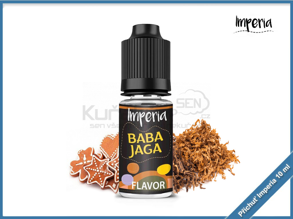 baba jaga imperia black label 10ml