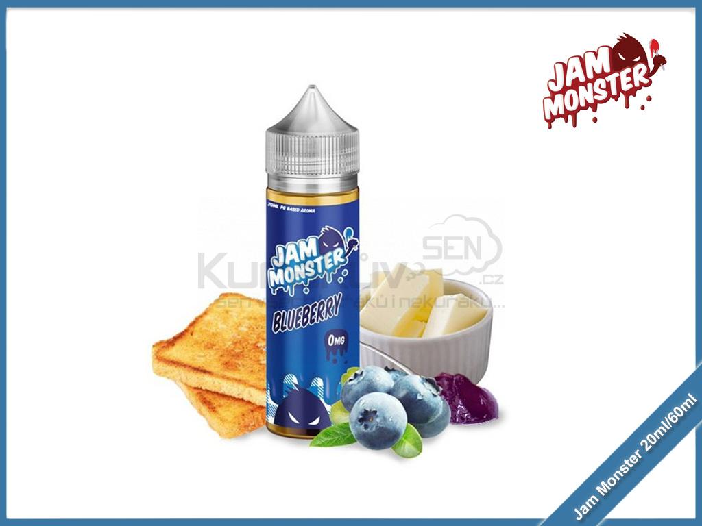 blueberry Jam jam monster