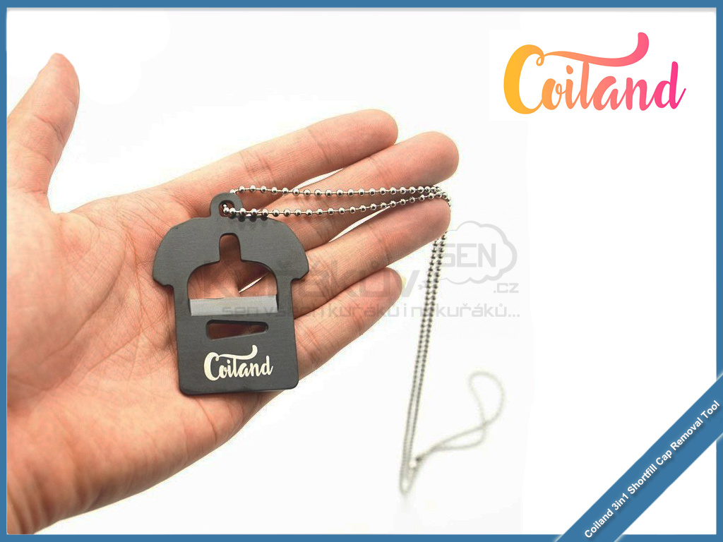 Coiland 3in1 Shortfill Cap Removal Tool 1