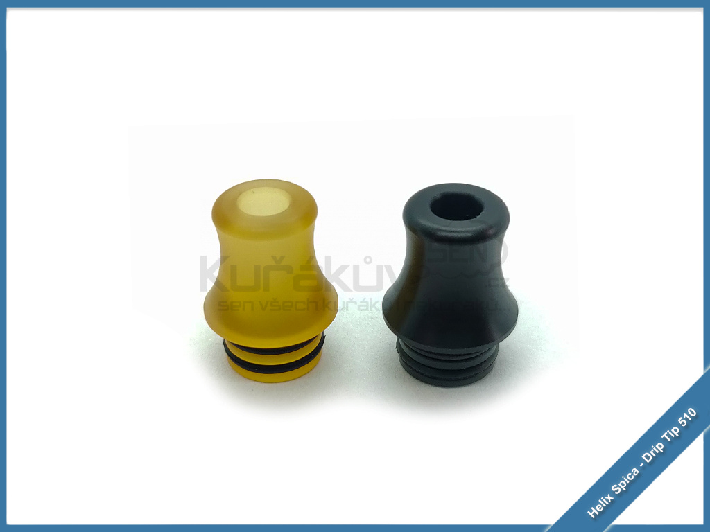 Helix Spica drip tip