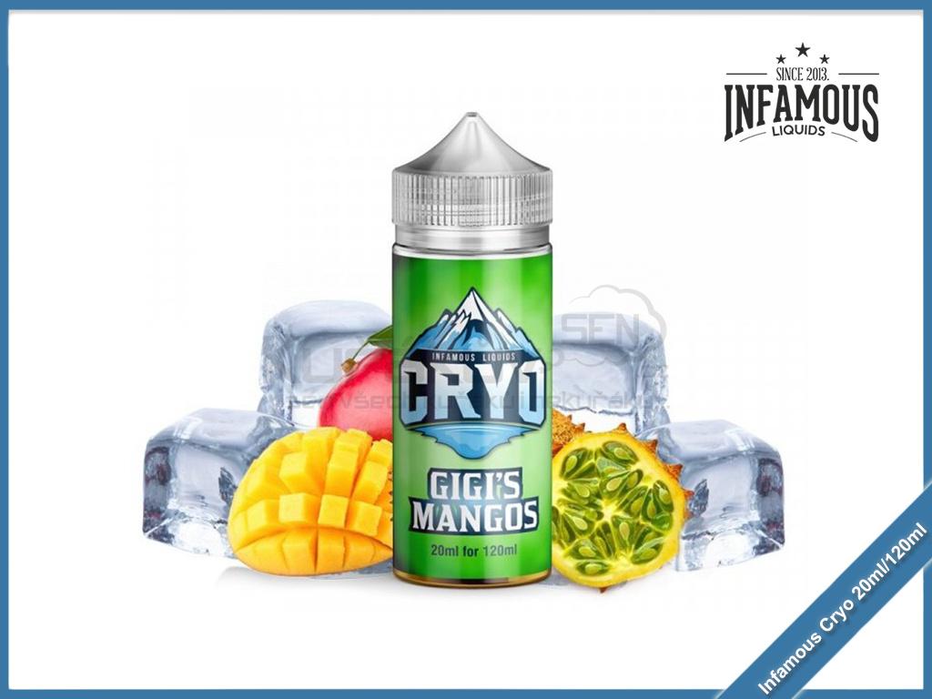 Infamous Cryo Gigis Mangos