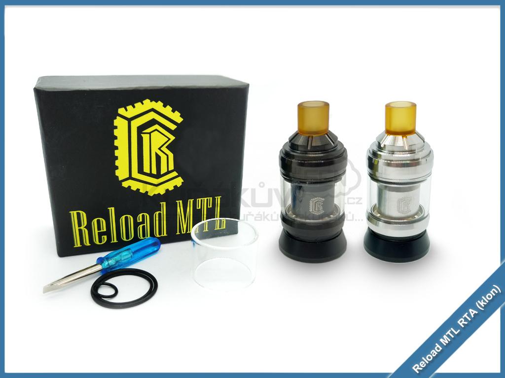 Atomizer Reload MTL RTA