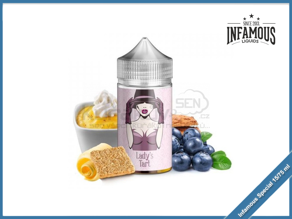 ladys tart Infamous special2