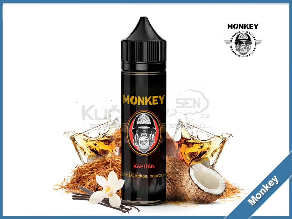 kapitan monkey