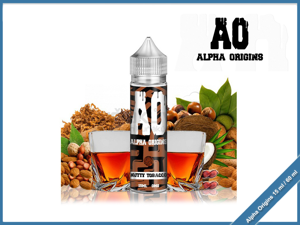 alpha origins nutty tobacco