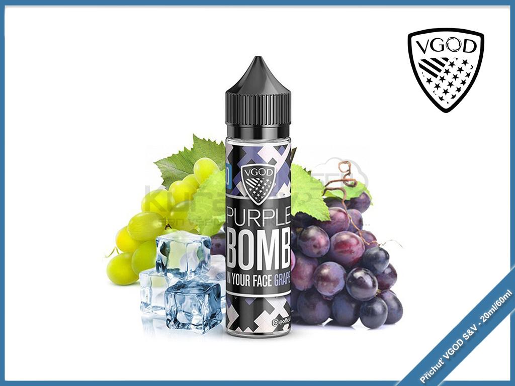 vgod purple bomb iced