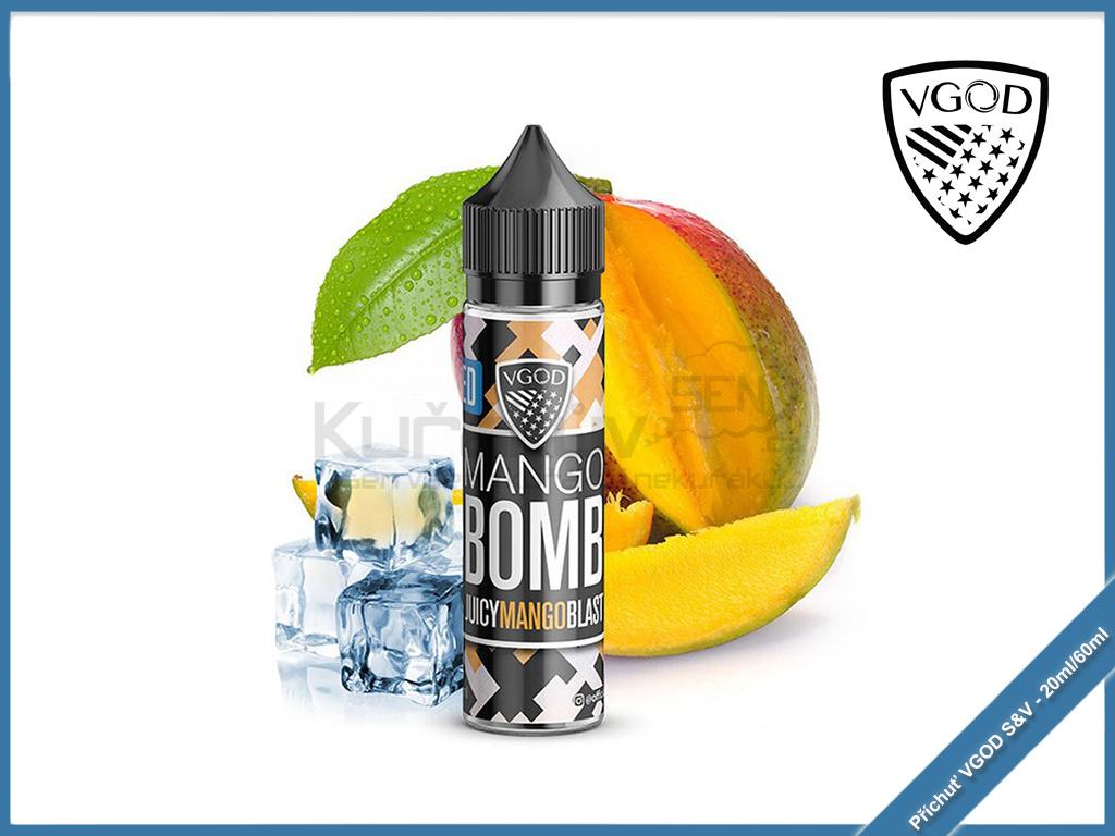 vgod mango bomb iced
