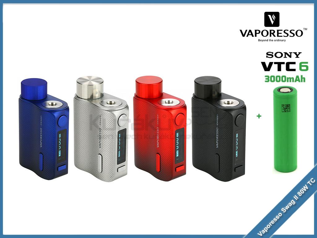 Vaporesso Swag II baterie